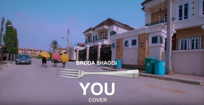 Download Audio: Broda Shaggi – Fvck You (Cover)