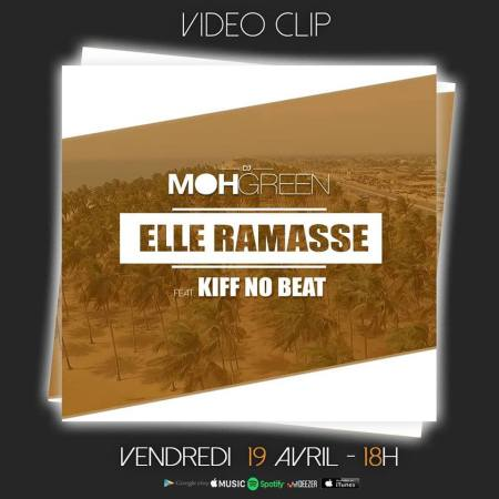 [Music] Telecharger Mp3: DJ Moh Green – Elle Ramasse Ft. Kiff No Beat