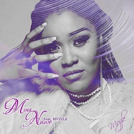 Download Mp3: Lady Zamar – Mina Nawe Ft. Mvzzle