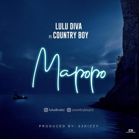 Download Audio: Lulu Diva – Mapopo Ft. Country Boy