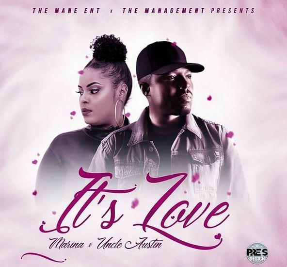 DOWNLOAD MP3: Marina x Uncle Austin - It's Love