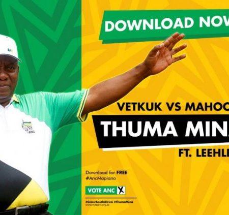Download Mp3: Vetkuk vs Mahoota & ANC – Thuma Mina Ft. Leehleza