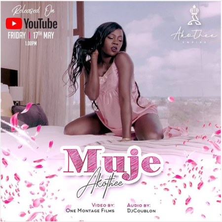 DOWNLOAD MP3: Akothee – Muje