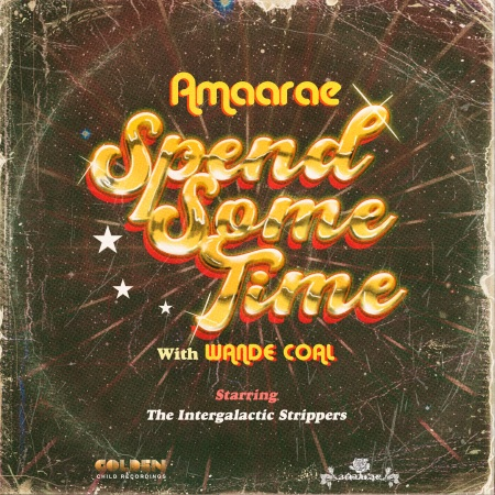 DOWNLOAD MP3: Amaarae – Spend Some Time Ft. Wande Coal