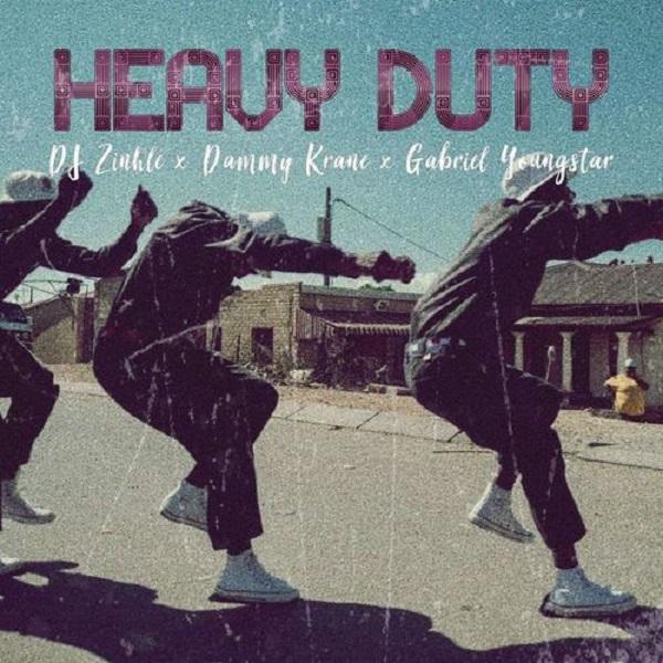DOWNLOAD MP3: Dammy Krane – Heavy Duty Ft. DJ Zinhle, Gabriel Youngstar