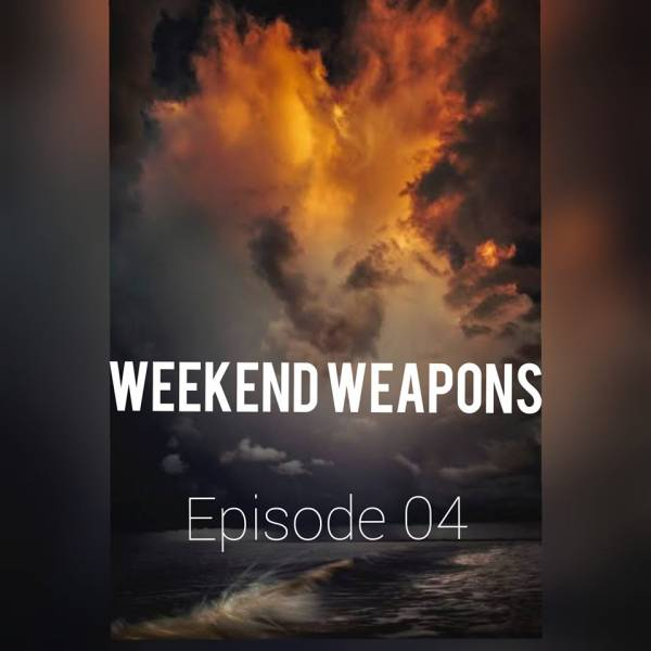 DOWNLOAD MP3: DJ Ace – WeekEnd Weapons (Episode 04 Afro House Mix)