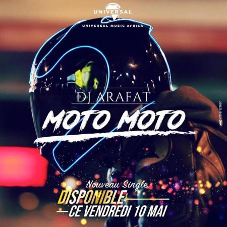 Téléchargement gratuit: DJ Arafat – Moto Moto