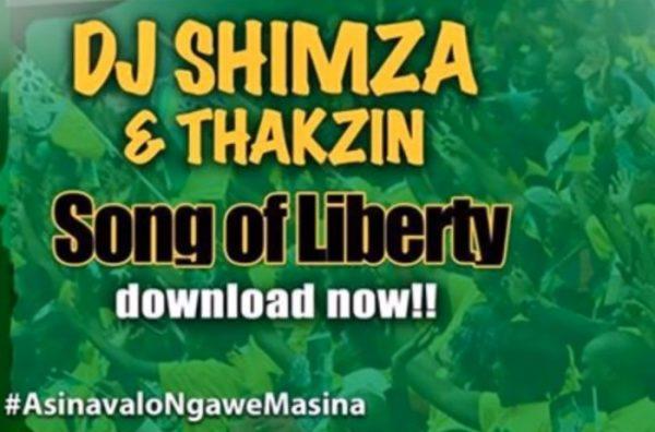 DOWNLOAD MP3: DJ Shimza & DJ Thakzin – Song Of Liberty