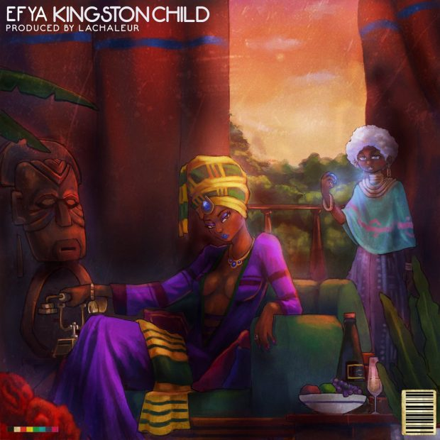 DOWNLOAD MP3: Efya – Kingston Child