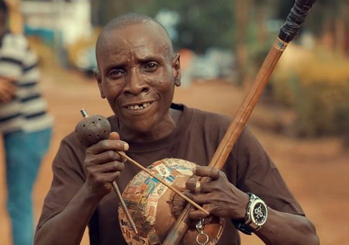 DOWNLOAD MP3 & VIDEO: François Nsengiyumva – Icange