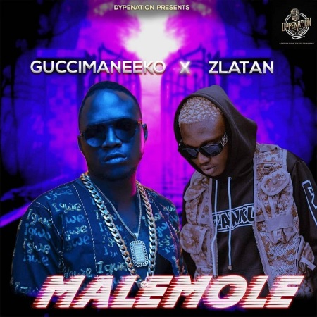 DOWNLOAD MP3: Guccimaneeko – Malemole Ft. Zlatan