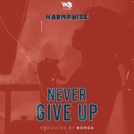 DOWNLOAD MP3: Harmonize – Never Give Up