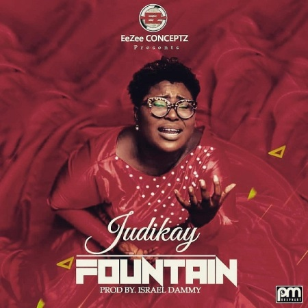 DOWNLOAD MP3: Judikay – Fountain