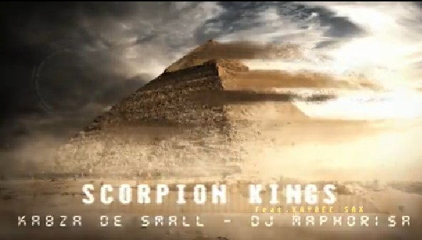 DOWNLOAD MP3: Kabza De Small x DJ Maphorisa – Scorpion Kings Ft. Kaybee Sax