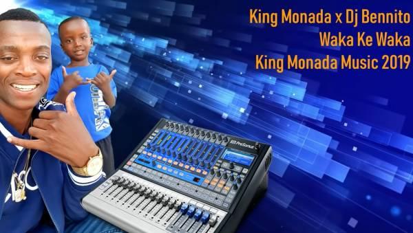 DOWNLOAD MP3: King Monada x DJ Bennito – Waka Ke Waka