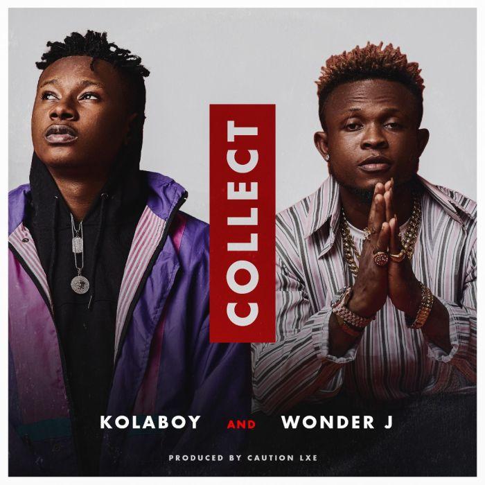 DOWNLOAD MP3: Kolaboy & Wonder J – Collect