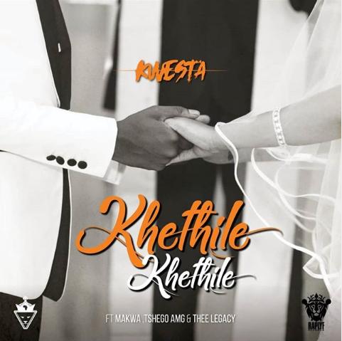 DOWNLOAD MP3: Kwesta – Khethile Khethile Ft. Makwa, Tshego AMG & Thee Legacy