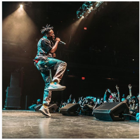 Mr Eazi's Upcoming South African Tour – All you Need to Know