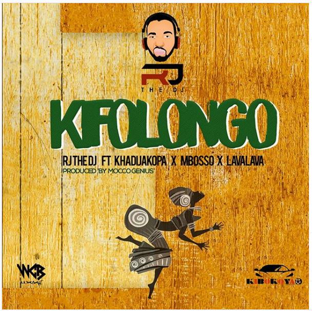 DOWNLOAD MP3: RJ The DJ – Kifolongo Ft Khadija Kopa x Mbosso x Lava Lava