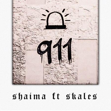 DOWNLOAD MP3: Shaima – 911 Ft. Skales