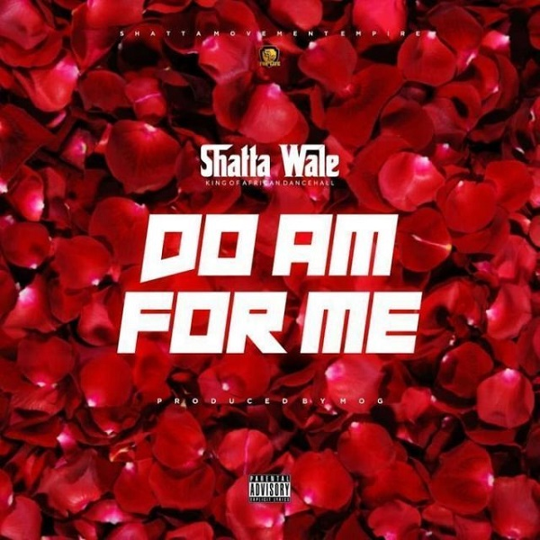 DOWNLOAD MP3: Shatta Wale – Do Am For Me