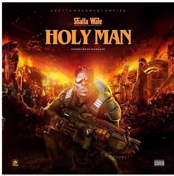 DOWNLOAD MP3: Shatta Wale – Holy Man