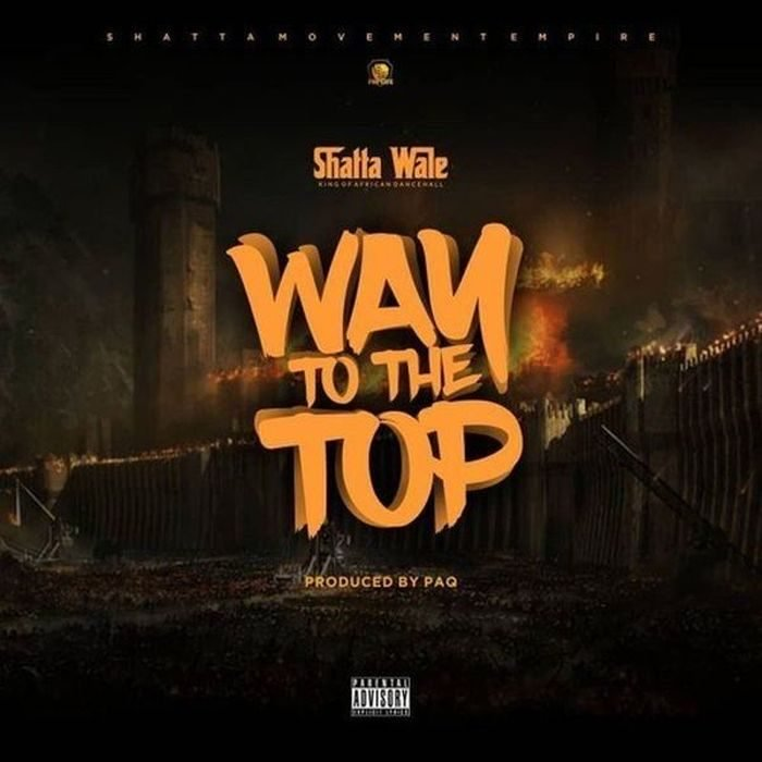 DOWNLOAD MP3: Shatta Wale – Way To The Top