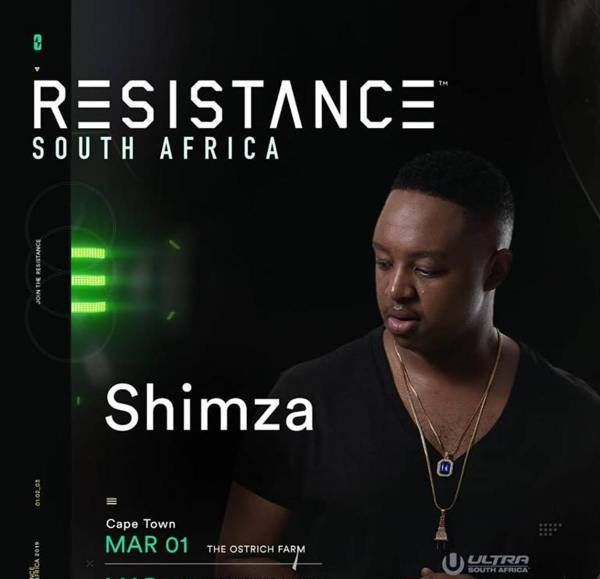 DOWNLOAD MP3: Shimza – Ultra Resistance CPT 2019