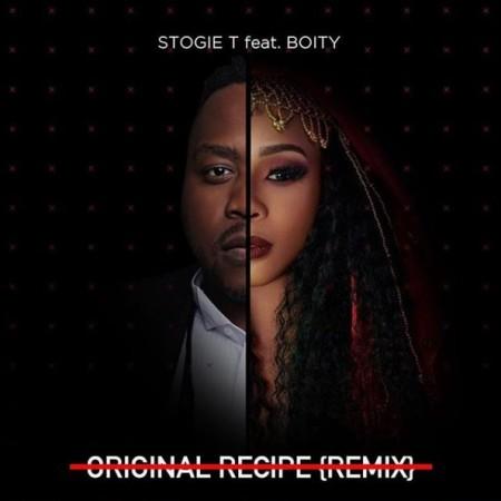 DOWNLOAD MP3: Stogie T – Original Recipe (Remix) Ft. Boity