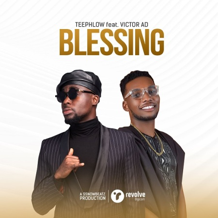 DOWNLOAD MP3: TeePhlow – Blessing Ft. Victor AD