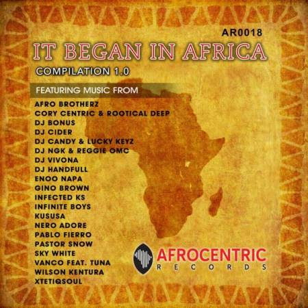 DOWNLOAAD MP3: XtetiQsoul – Rhythm of Africa