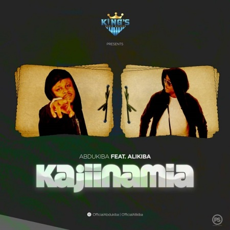 DOWNLOA MP3: Abdukiba – Kajiinamia Ft. Alikiba