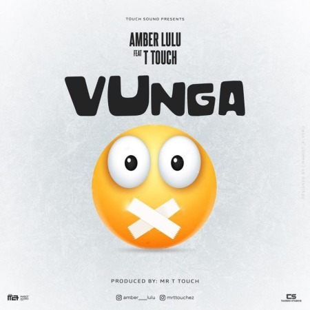 DOWNLOAD MP3: Amber Lulu – Vunga Ft. Mr T Touch