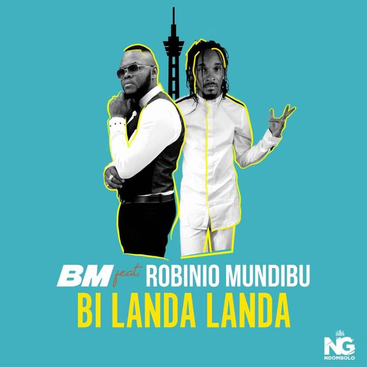 DOWNLOAD MP3: BM – Bi Landa Landa Ft. Robinio Mundibu