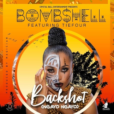 DOWNLOAD MP3: Bombshell – Backshot (Ngayo Ngayo) Ft. Tiefour