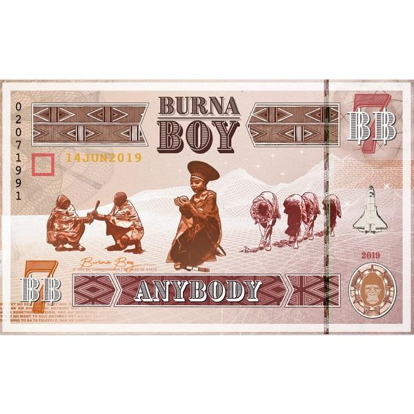 DOWNLOAD MP3: Burna Boy – Anybody