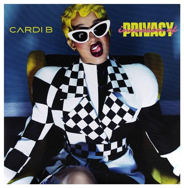 Cardi B — Invasion of Privacy