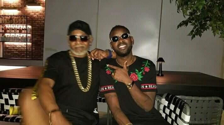 DOWNLOAD MP3: Eddy Kenzo x Awilo Longomba - Rhoda