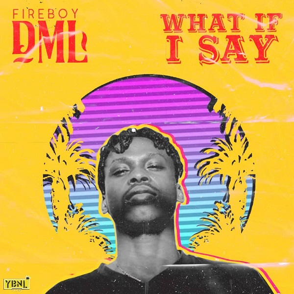 DOWNLOAD MP3: Fireboy DML – What If I Say