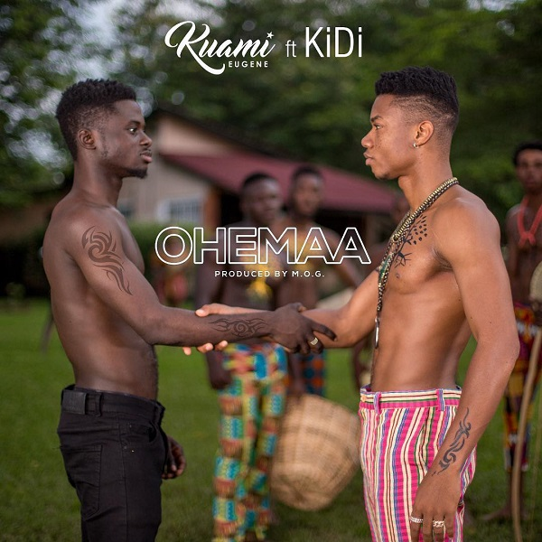 DOWNLOAD MP3: Kuami Eugene – Ohemaa Ft. KiDi