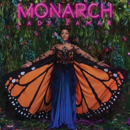 "Stream and download Lady Zamar ""Monarch"" Album"