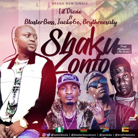 DOWNLOAD MP3: Lil Dizzie – Shakuzonto Ft. Blasta Boss, Brythreesixty, Jako6e