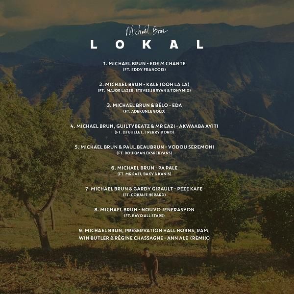 DOWNLOAD MP3: Michael Brun – Pa Pale Ft. Mr Eazi, Baky & Kanis