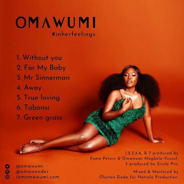 DOWNLOAD MP3: Omawumi – Mr Sinnerman