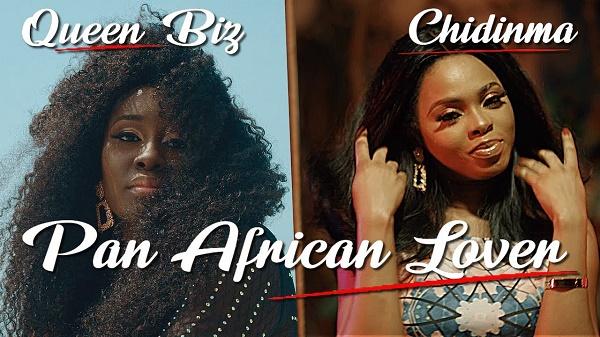 DOWNLOAD MP3: Queen Biz – Pan African Lover Ft. Chidinma