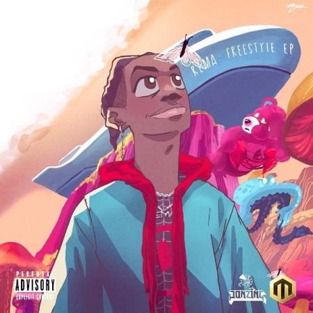 DOWNLOAD MP3: Rema – Spiderman