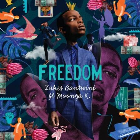 DOWNLOAD MP3: Zakes Bantwini Ft. Moonga K – Freedom (Silva DaDJ Remix)