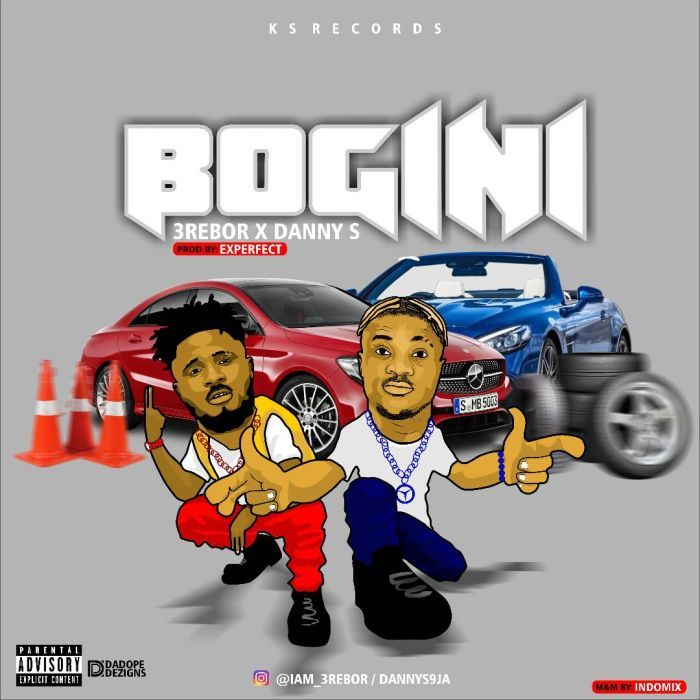 DOWNLOAD MP3: 3rebor x Danny S – Bogini