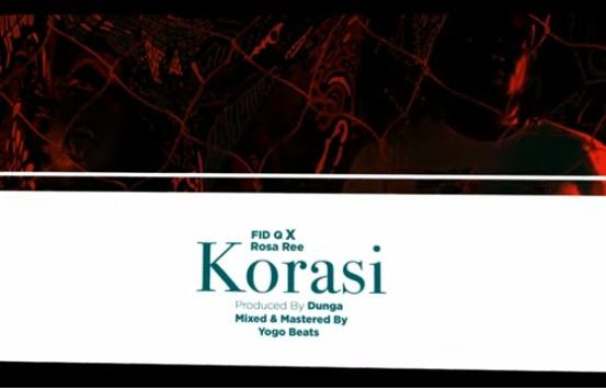 DOWNLOAD MP3: Fid Q – Korasi Ft. Rose Ree