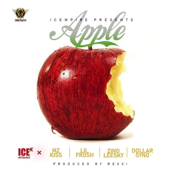 DOWNLOAD MP3: Ice-K ArtQuake – Apple Ft. Mz Kiss, Lil Frosh, Zinoleesky, Dollarsyno